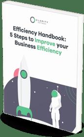 Efficiency Handbook front cover